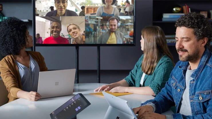 Microsoft Teams alat za rad od kuće