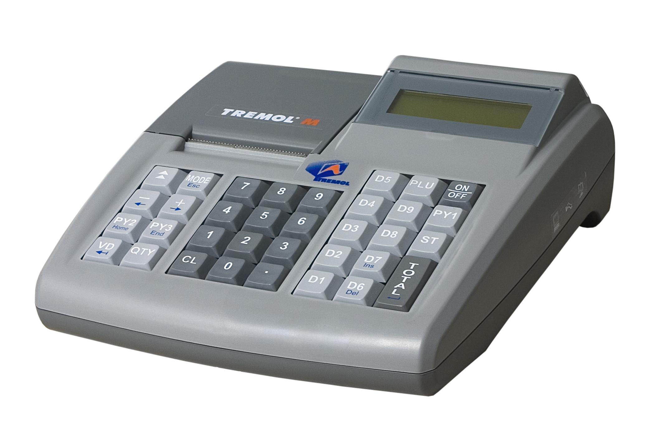 Tremol M uputstvo za ručno korištenje, dnevni izvještaj, prodaja, periodični izvještaj, presjek stanja, duplikat, reklamiranje računa